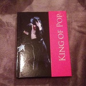 Other - Michael Jackson notebook